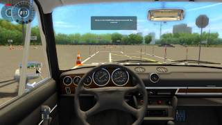 City Car Driving Single Player Challenges w/ Commentary + Track IR (Driving Simulator)