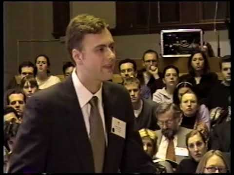 Ames Moot Court Competition Fall 1999