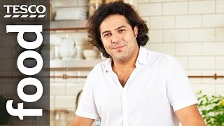 Omar Allibhoy's Quick Seafood Paella Recipe | Dinner Tonight | Tesco Food