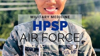 A Day in The Life of a Military Medical Student | Air Force HPSP