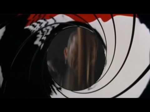 The Walking Dead: Negan/James Bond Parody