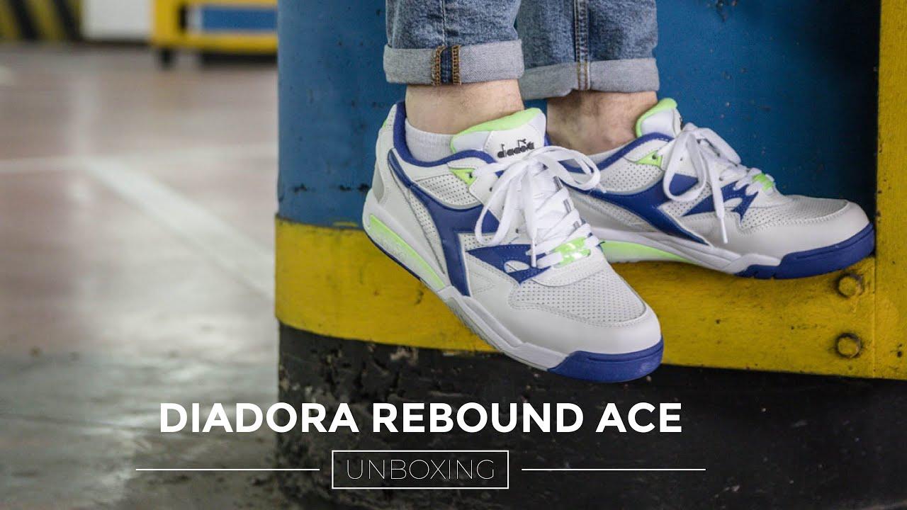 Diadora | Rebound ACE - YouTube