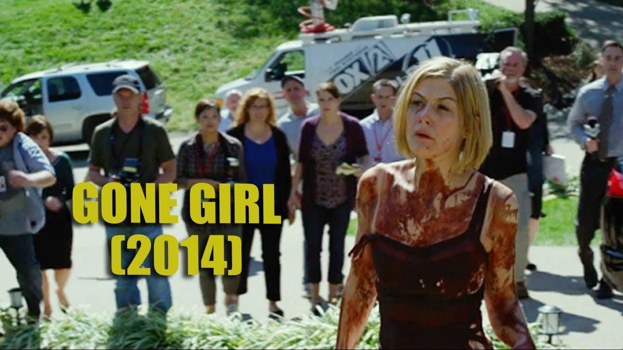 Download Gone Girl Movie (2014) Explained in Hindi/Urdu   Psychological thriller हिंदी