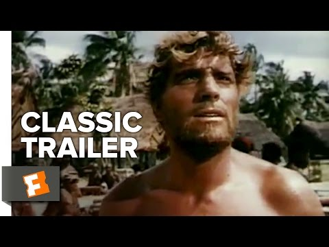 His Majesty O'Keefe (1954) Official Trailer - Burt Lancaster, Joan Rice Adventure Movie HD