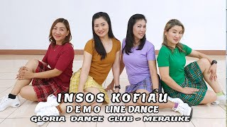 Download lagu INSOS KOFIAU/LINE DANCE/Choreo CAECILIA M FATRUAN/GDC MERAUKE PAPUA INA