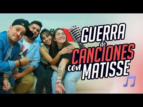 GUERRA DE CANCIONES FT MATISSE - Nath Campos