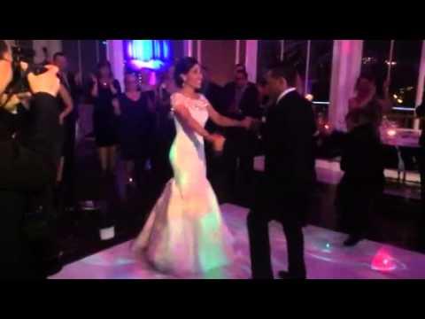 Odessa's wedding