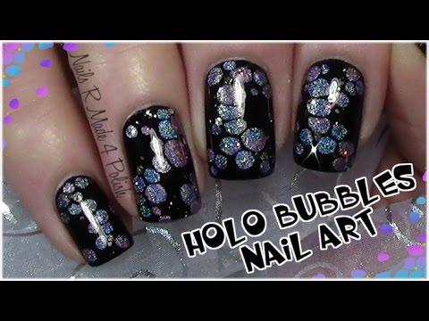 holo-bubbles-nail-art-quick-&-easy-/-dotticure-nageldesign-einfach-selber-machen