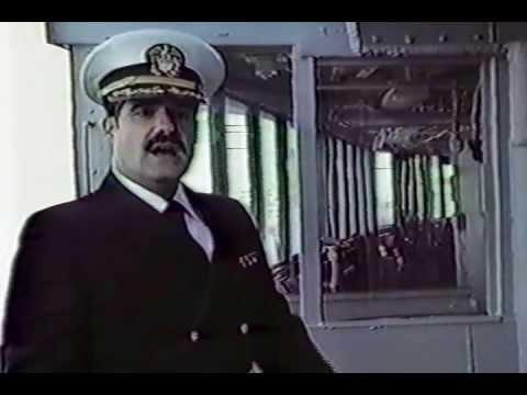USS New Jersey tour