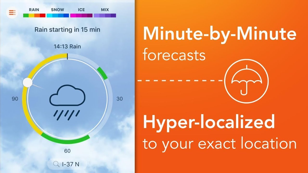AccuWeather: Weather for Life - Android