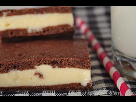 Ice Cream Sandwiches Recipe Demonstration - Joyofbaking.com
