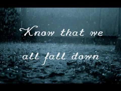 OneRepublic ~ All Fall Down Lyrics - YouTube