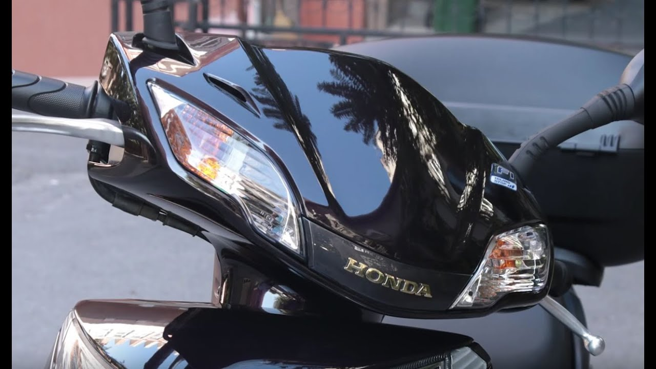 Honda Spacy Alpha Motosiklet Incelemesi