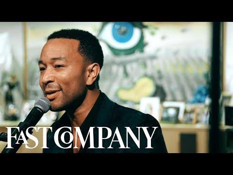 John Legend Approaches Making Wine Like Making Music   Passion Project