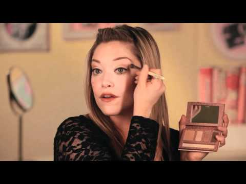Benefit How-To: big beautiful eyes