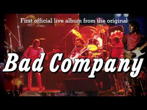 Bad Company – 'Live In Concert 1977 & 1979' [Official Promo Video]