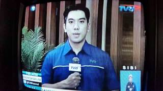 News Anchor / MC Indonesia / Surabaya : Aldo Adela