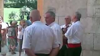 Klapa Novi Jezinac - la musica di notte