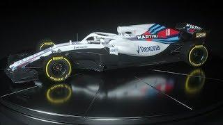 Fórmula 1: El equipo Williams presentó el nuevo FW41 para competir con Ferrari