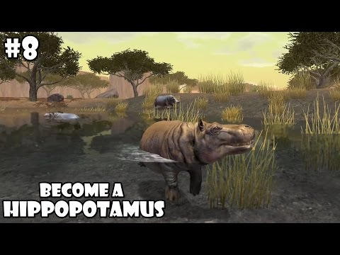 Ultimate Savanna Simulator - Hippopotamus - Android/iOS - Gameplay Part 8