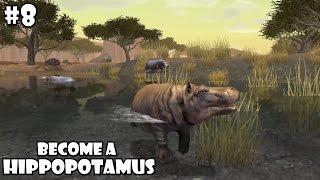 Ultimate Savanna Simulator - Hippopotamus - Android/iOS - Gameplay Part 8