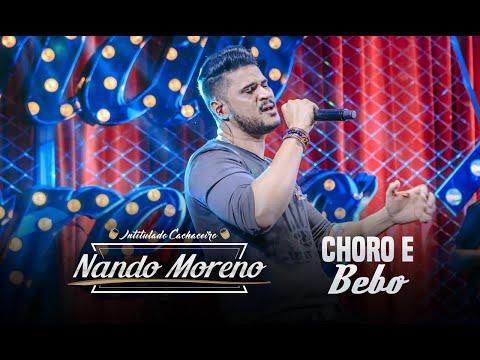 Nando Moreno - Choro e Bebo (DVD Intitulado Cachaceiro)
