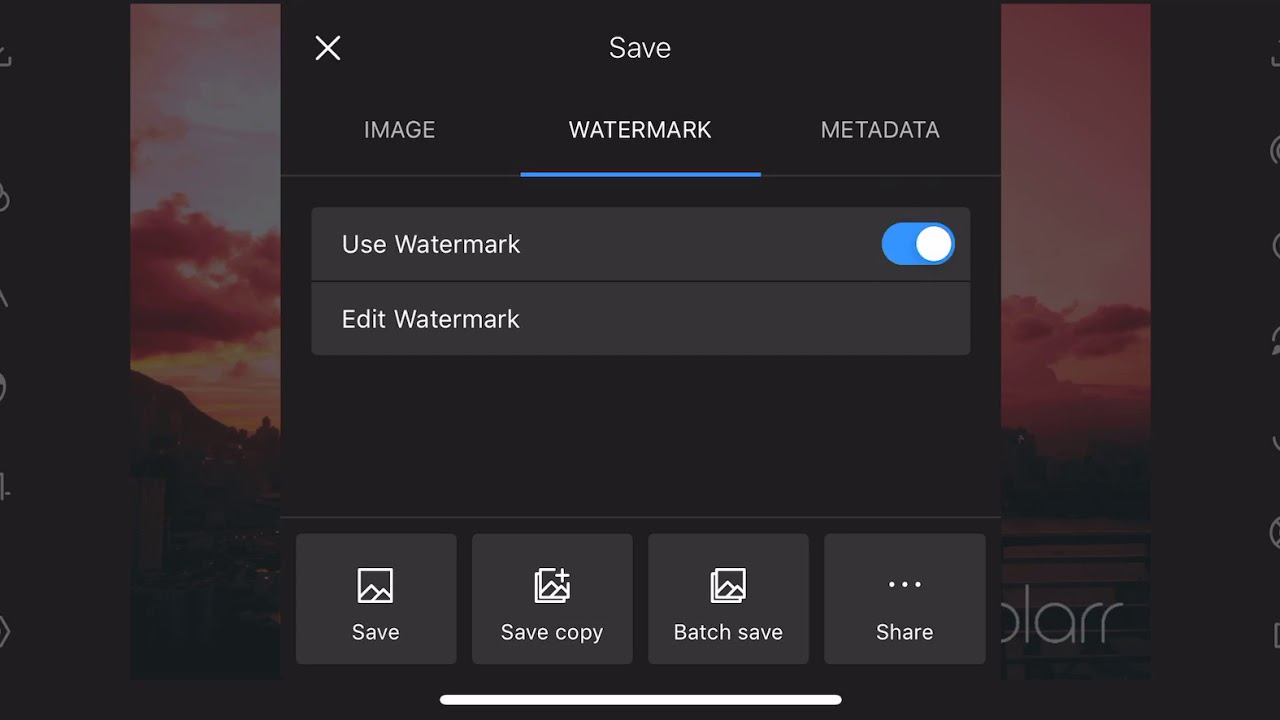 Hidden features and interactions every polarr user should