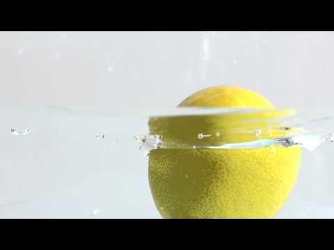 Lemon in water, just add sugar