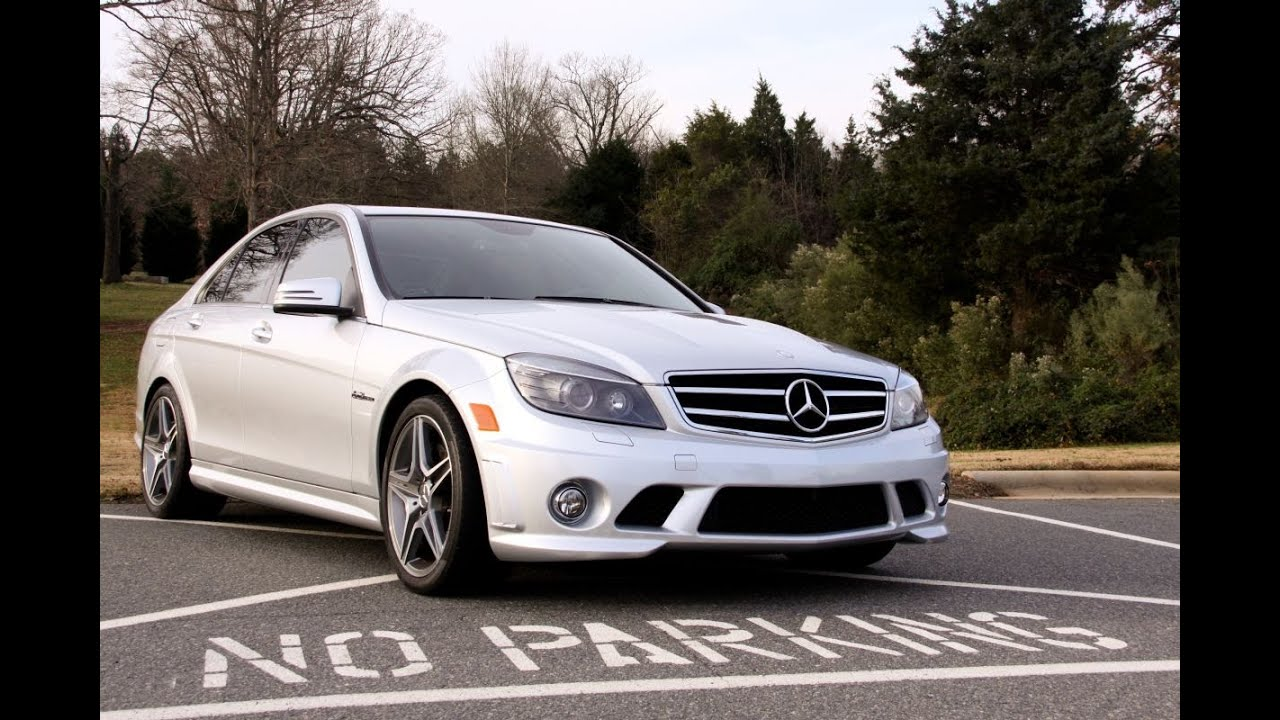 2010 mercedes benz c63 amg car review 1080p hd carnecks for Mercedes benz c63 amg 2010