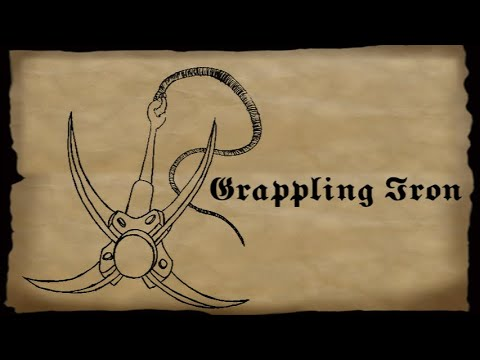 Training with a Grappling Iron
