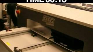 M2 Speed Test - One pass - 1440 x 720dpi