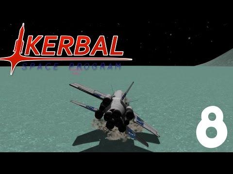 KSP Space Race #8, So Much Failure
