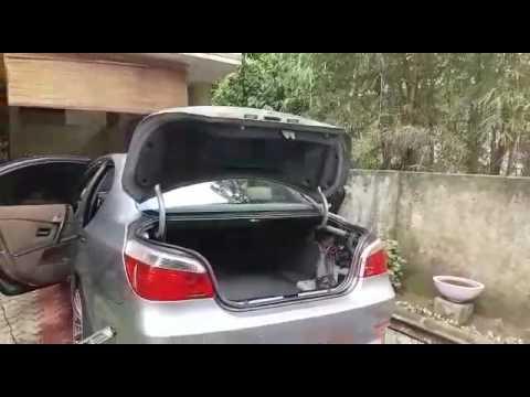 hqdefault bmw e60 aggressive trunk lid youtube