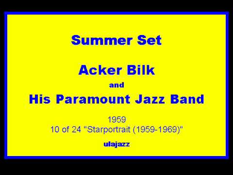 Acker Bilk PJB 1959 Summer set