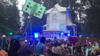 Packed House for Chuurch | The Pagoda Stage | Shambhala Music Festival 2018