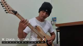 Zakia - Dangdut Lawas - Guitar Cover