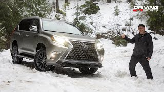 2021 Lexus GX 460 Review and Off-Road + Snow Test