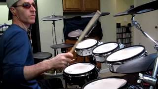 """Your Love"" - The Outfield - Drum Cover - Roland TD-20x - Drumdog69 - HD"