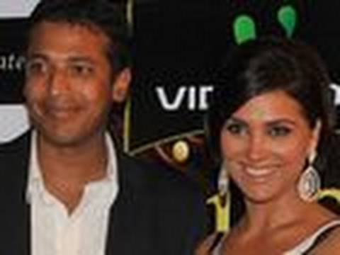 Mahesh Bhupati's wife accuses Lara Dutta for CHEATING!!