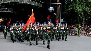 a70 female soldier vietnam national day parade 2 9