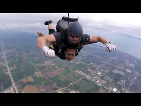 5 Tips For First Time Skydiving!