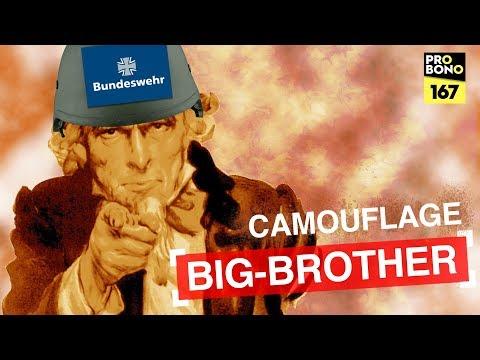 Camouflage-Big Brother - probono Magazin 167