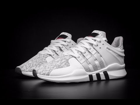 bb47e5b1c5beb8 Unboxing Review sneakers Adidas EQT SUPPORT ADV Clear Onyx BB1305 ...