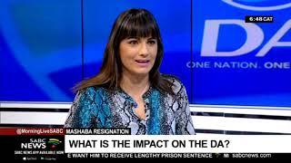Analysing Herman Mashaba's resignation