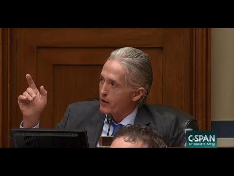Trey Gowdy - 9/22/16 ENRAGED at DUPLICITOUS DEMS