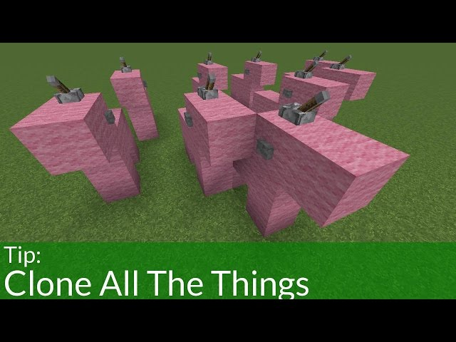 How to Clone in Minecraft (with Pictures) - wikiHow