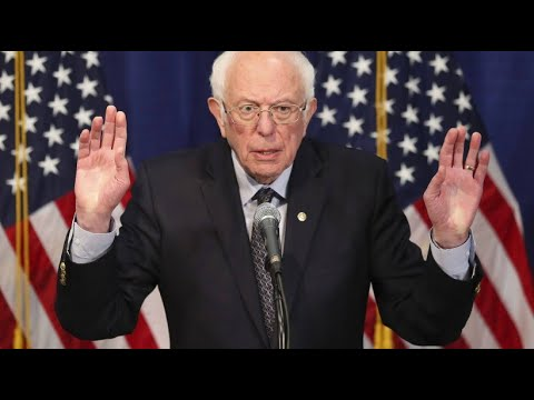 Sanders Steigt Aus Präsidentschaftsrennen Aus