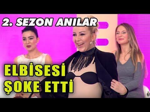 Nazlı Hamarat'ın Elbisesi Nur Yerlitaş'ı Şoke Etti!
