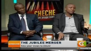Cheche: Jubilee merger