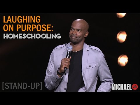 Homeschooling | Stand Up | Michael Jr from YouTube · Duration:  3 minutes 29 seconds